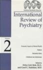 International Review of Psychiatry v.2 C Nadelson, F Mak