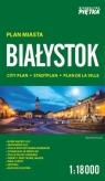 Plan miasta. Białystok 1:18000 Wydawnictwo Piętka