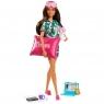 Barbie - Zestaw Relaks na dobranoc Lalka z pieskiem i akcesoriami