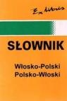 Słownik włosko-polski i polsko-włoski Szczepanik Bogusława