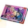 Puzzle 100 elementów Barbie drużyna szpiegowska (16292)