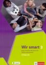 Wir smart 3 Podręcznik + CD praca zbiorowa