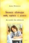 Ćwiczenia ułatwiające naukę czytania i pisania  zeszyt 1