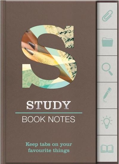 Book Notes - Study - zakładki znaczniki nauka
