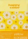 Blok Deco Yellow A5/20
