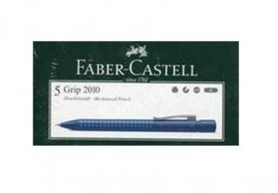 Ołówek automatyczny Grip 2010 0,5 mm niebieski 5 sztuk