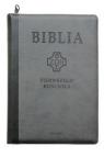 Biblia pierwszego Kościoła z paginatorami szara