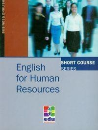 English for Human Resources Pledger Pat