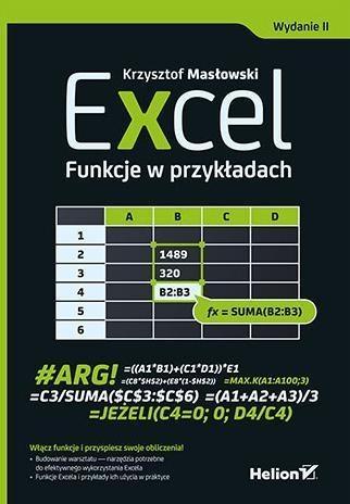 Excel Funkcje w przykładach Krzysztof Masłowski