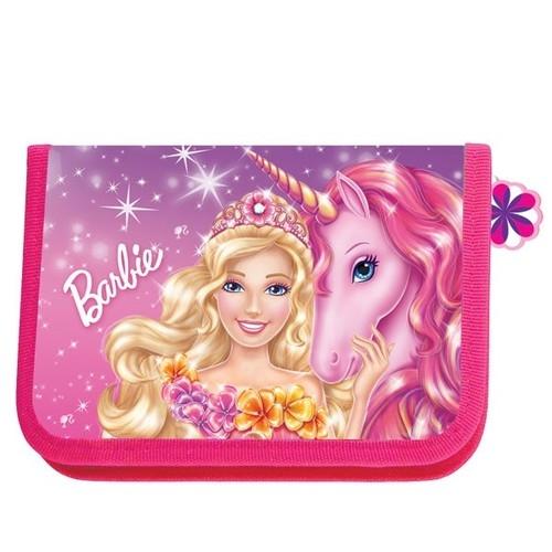Piórnik dwuklapowy Barbie