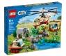 Lego City: Na ratunek dzikim zwierzętom (60302)