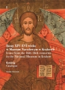 Ikony XIV-XVI w. w Muzeum Narodowym w Krak. T.1-3