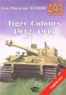 Tank Power vol. CCXXVII 493 Tiger Colours 1942-1945