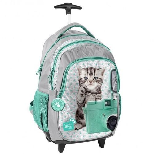 Plecak na kółkach Studio Pets (PER-997)