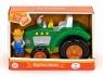 Traktor Adar z dźwiękiem i światłem, ludzik (506930)