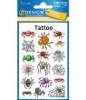 Tatuaże dla dzieci - pająki (56693)