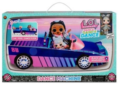 LOL Surprise Dance Machine (2szt)