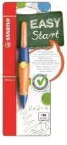 Ołówek Stabilo Easyergo 1,4 Start dla leworęcznych granatowo-pomarańczowy