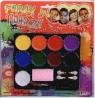 Farby do malowania twarzy 9 kolorów