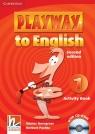 Playway to English 1. Activity Book + CD Gerngross Gunter, Puchta Herbert