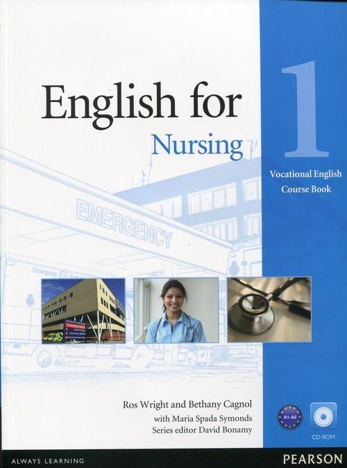 English for Nursing 1 Course Book + CD
