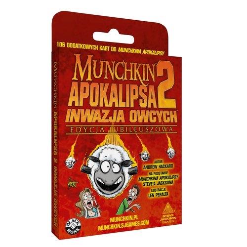 Munchkin Apokalipsa 2 Edycja jubileuszowa