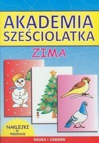 Zima. Akademia sześciolatka Guzowska Beata