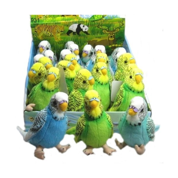 ROXI Papużka falista 12 cm