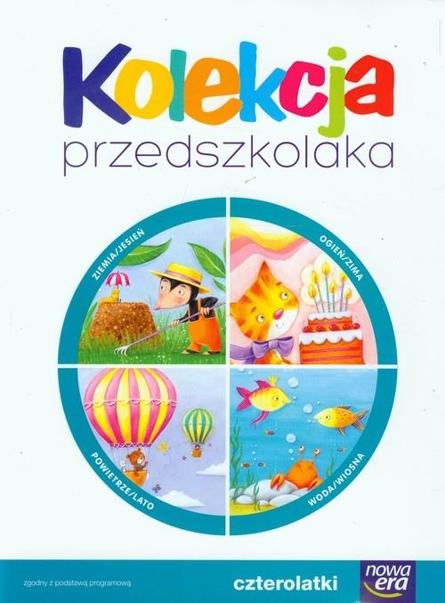 Kolekcja przedszkolaka. 4-latki. Wychowanie przedszkolne Sosnowska Anna, Koszałka Mirosława, Prądzyńska Marzena