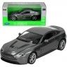 WELLY Aston Martin V12 Vantage, srebrny (WE24017)