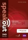 Speakout 2ed Elementary SB + DVD-R+ MyEnglishLAb