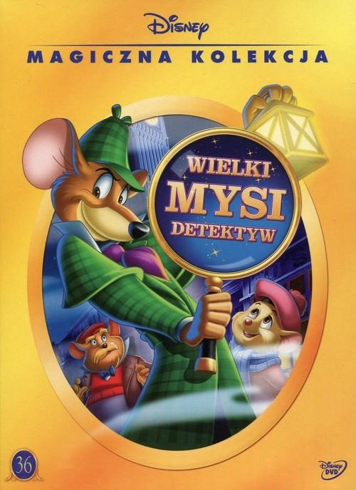 Wielki Mysi Detektyw Magiczna Kolekcja Wielki Mysi