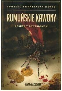 Rumuńskie kawony ,  Lewandowski Konrad T.