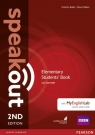 Speakout 2ed. Elementary Student's Book + DVD-R + MyEnglishLAb
