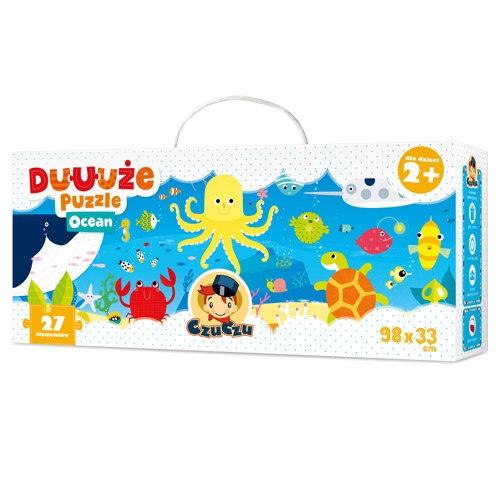 Puzzle 27: CzuCzu: Duuuże puzzle. Ocean (336931)