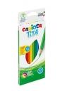 Kredki ołówkowe Tita 12 kolorów CARIOCA