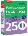 250 ćwiczeń ze słownictwa Francuski +250 zagadek