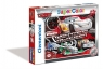 Puzzle 60 Cars Silver  (26893)