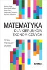 Matematyka dla kierunków ekonomicznych