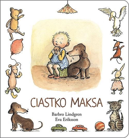 Ciastko Maksa Barbro Lindgren