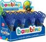 Nożyczki szkolne Bambino z podziałką Mini Zoo