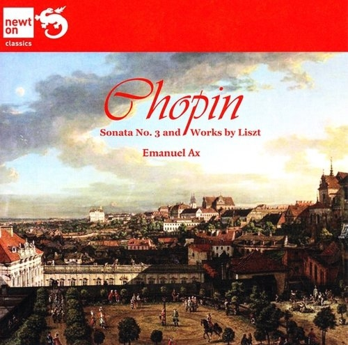 Sonata No. 3 / Schubert Tran Chopin / Liszt