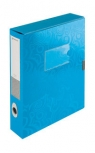 Tai chi teczka A4 box tfb4007 niebieski