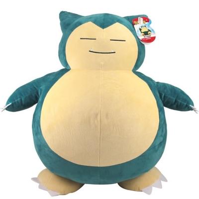 Pokemon Pluszowa maskotka Snorlax 60 cm - Dostępność 20/05