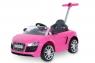 Rollplay Audi Pchacz, Różowy