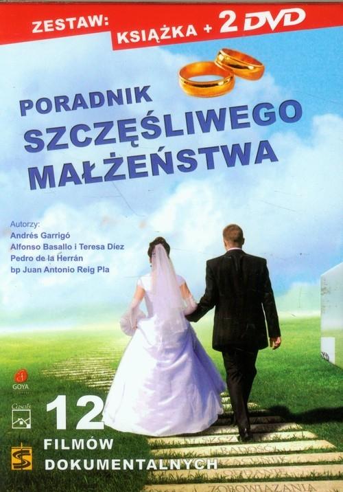 Poradnik szczęśliwego małżeństwa z płytą 2xDVD
