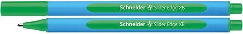 Długopis Schneider Slider Edge, XB, zielony