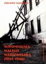 Wspomnienia małego warszawiaka (1934-1946) Badowski Zbigniew