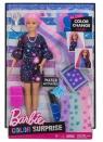 Barbie Kolorowa niespodzianka (FHX00)