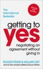 Getting To Yes William Ury, Roger Fisher